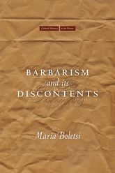 Barbarism and Its Discontents - Stanford Scholarship Online